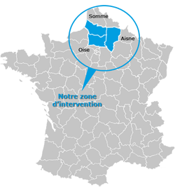 Carte Dominique Zupancic Saint-Quentin